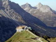 Restaurant Palmenalpe in Lech