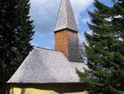 Kapelle auf der Hebalpe/Pack