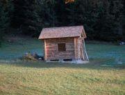 Heustadel im Salzburgerland